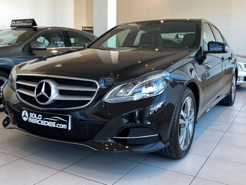 MERCEDES E 200 CDI BlueEFFICIENCY AVANTGARDE