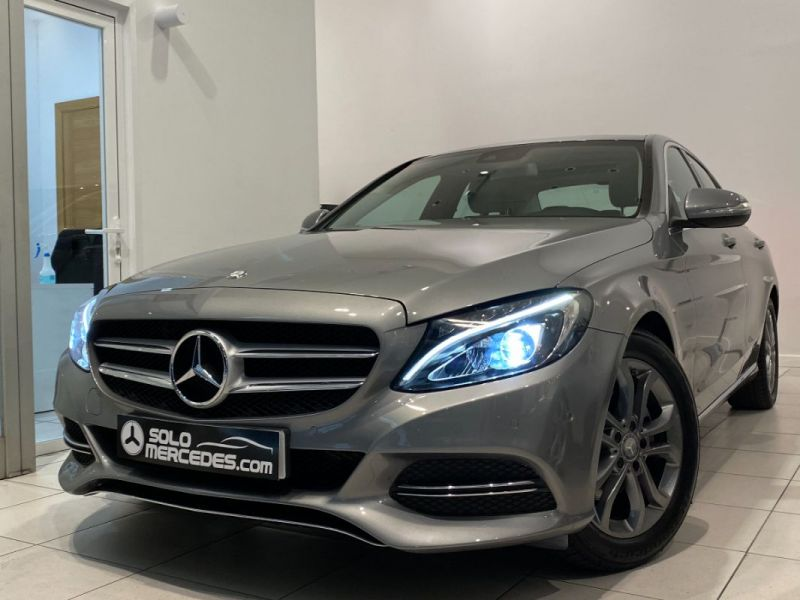 MERCEDES C 220 d BLUETEC AVANTGARDE